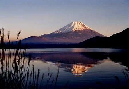 富士の風物詩