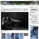 GATE-S(女性モデルのポートレート)